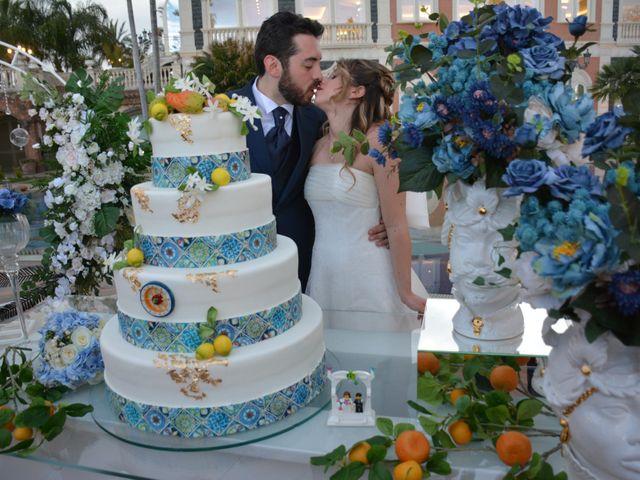 Le nozze di Tiziana e Carmelo