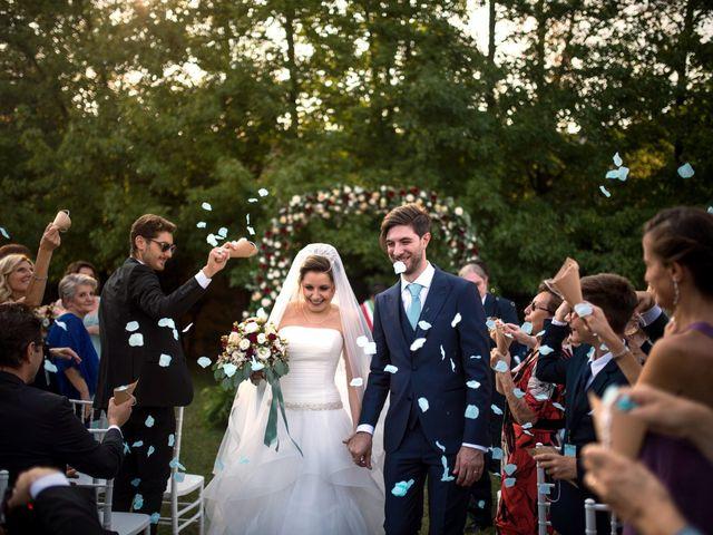 Le nozze di Ilaria e Giovanni