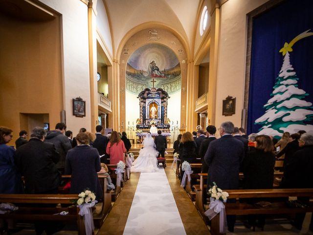 Il matrimonio di Simone e Claudia a Como, Como 12