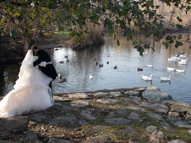 Il matrimonio di Simone e Claudia a Como, Como 17