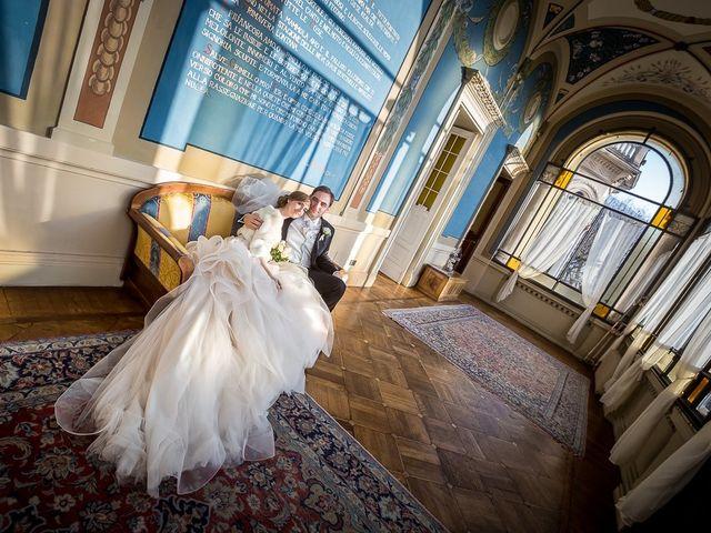 Il matrimonio di Simone e Claudia a Como, Como 21