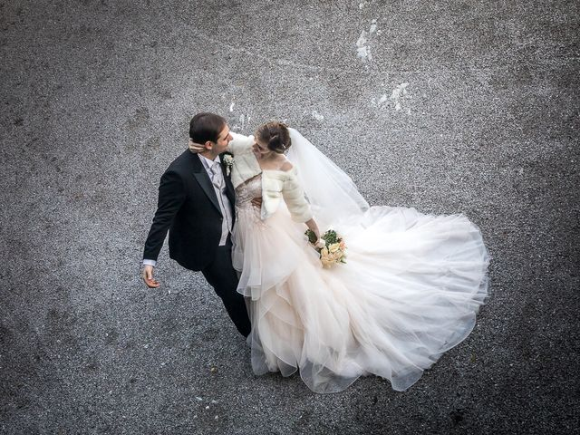 Il matrimonio di Simone e Claudia a Como, Como 31