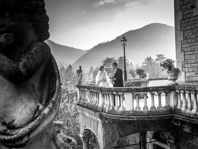 Il matrimonio di Simone e Claudia a Como, Como 33