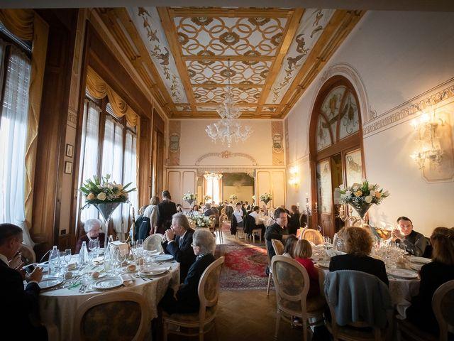 Il matrimonio di Simone e Claudia a Como, Como 35