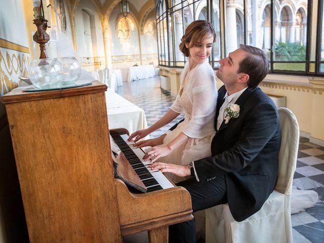 Il matrimonio di Simone e Claudia a Como, Como 39