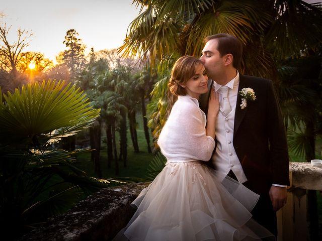 Il matrimonio di Simone e Claudia a Como, Como 43