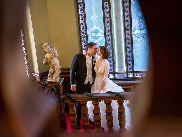 Il matrimonio di Simone e Claudia a Como, Como 45