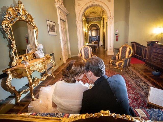 Il matrimonio di Simone e Claudia a Como, Como 46