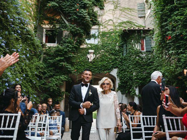 Il matrimonio di Alberto e Miriam a Santa Marinella, Roma 12