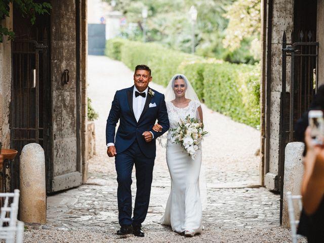 Il matrimonio di Alberto e Miriam a Santa Marinella, Roma 13