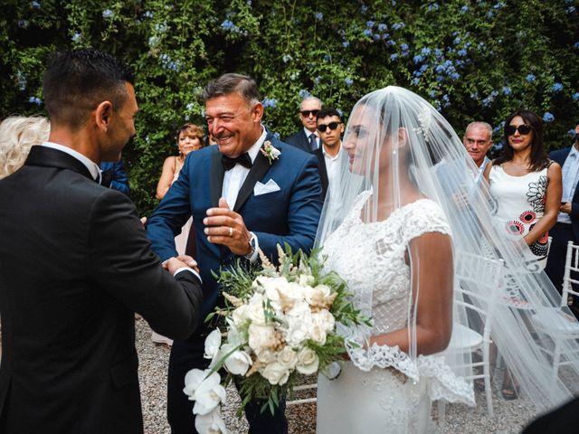 Il matrimonio di Alberto e Miriam a Santa Marinella, Roma 14