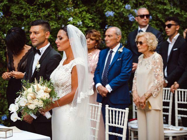 Il matrimonio di Alberto e Miriam a Santa Marinella, Roma 16