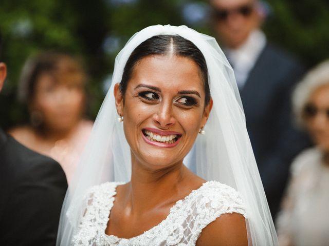 Il matrimonio di Alberto e Miriam a Santa Marinella, Roma 17