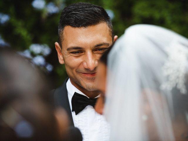 Il matrimonio di Alberto e Miriam a Santa Marinella, Roma 18