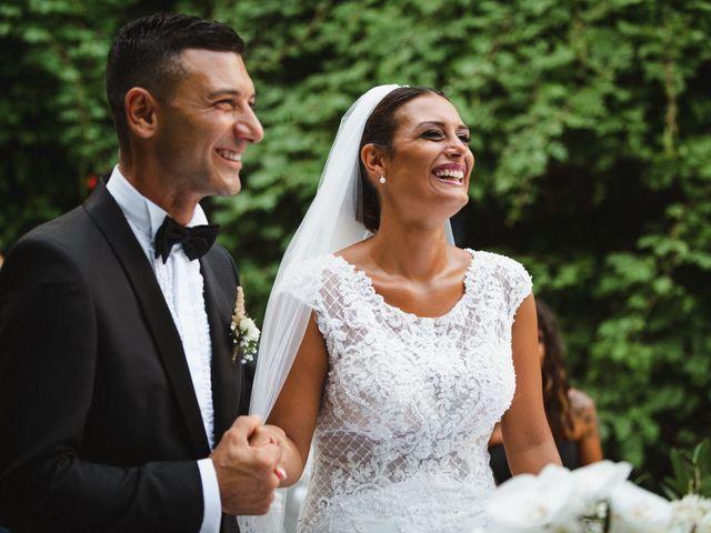 Il matrimonio di Alberto e Miriam a Santa Marinella, Roma 19