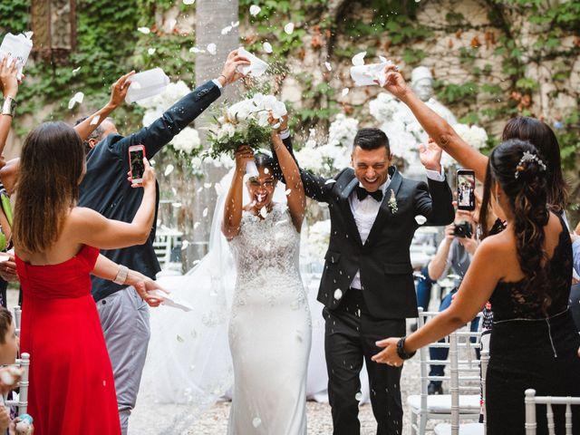 Il matrimonio di Alberto e Miriam a Santa Marinella, Roma 20
