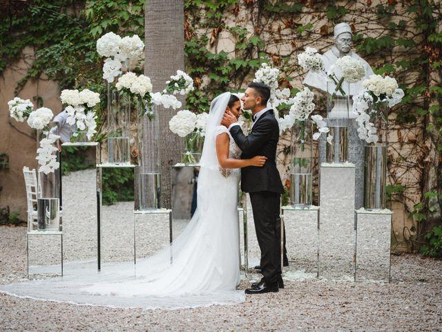 Il matrimonio di Alberto e Miriam a Santa Marinella, Roma 22