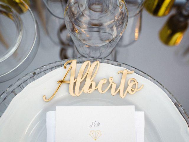 Il matrimonio di Alberto e Miriam a Santa Marinella, Roma 26