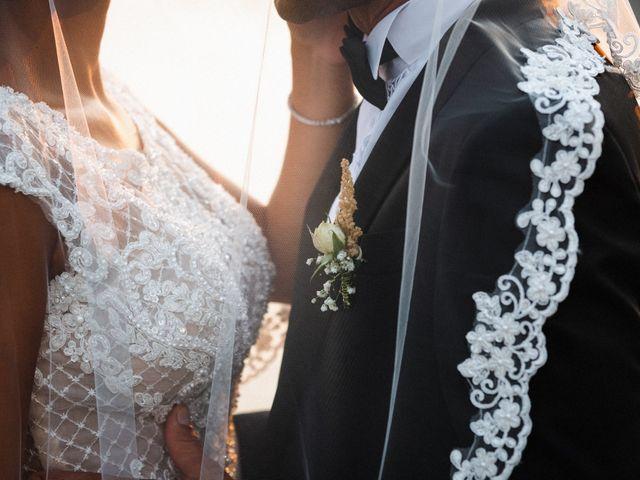 Il matrimonio di Alberto e Miriam a Santa Marinella, Roma 27