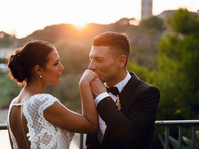 Il matrimonio di Alberto e Miriam a Santa Marinella, Roma 28