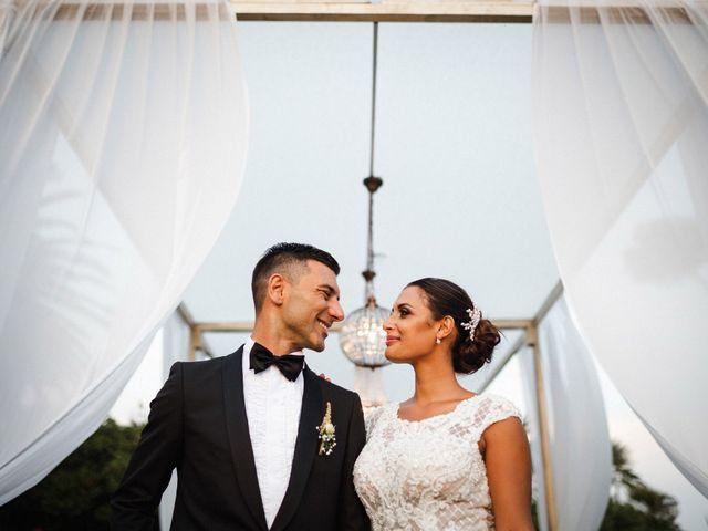 Il matrimonio di Alberto e Miriam a Santa Marinella, Roma 31