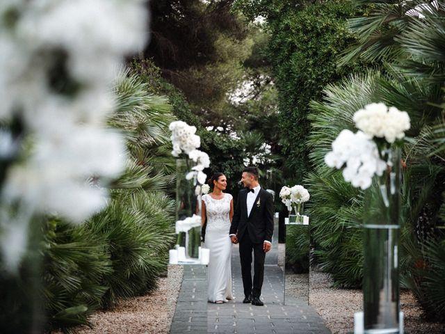 Il matrimonio di Alberto e Miriam a Santa Marinella, Roma 33