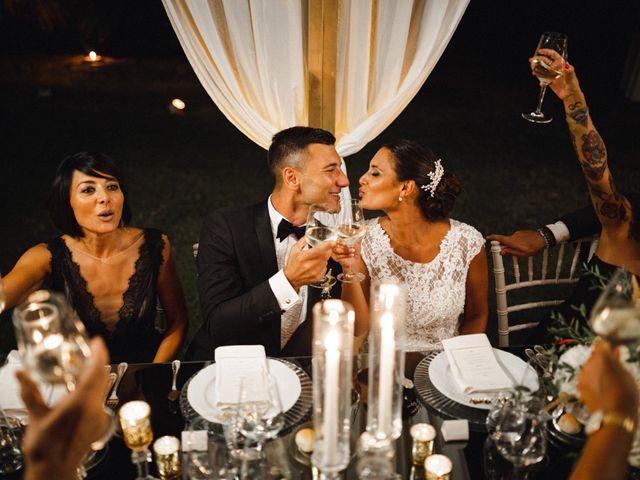 Il matrimonio di Alberto e Miriam a Santa Marinella, Roma 39