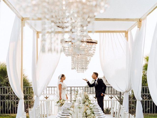 Il matrimonio di Alberto e Miriam a Santa Marinella, Roma 32