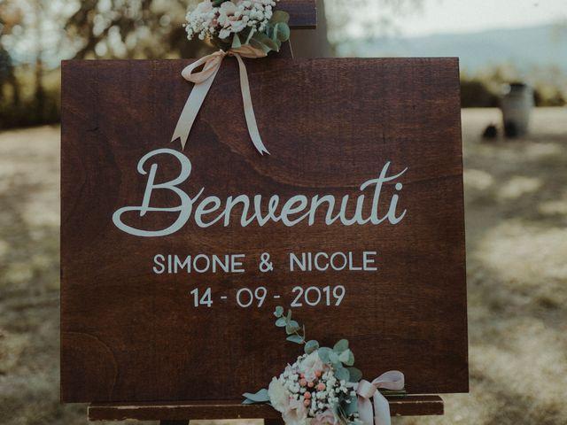 Il matrimonio di Simone e Nicole a Firenze, Firenze 4