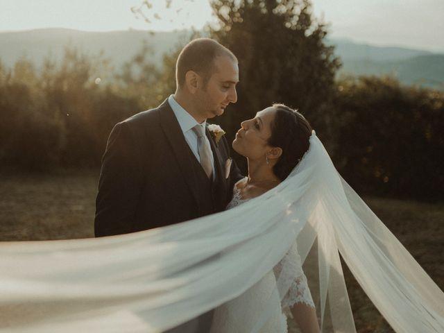 Le nozze di Nicole e Simone
