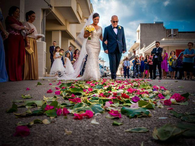 Il matrimonio di Eziano e Daniela a Carovigno, Brindisi 15