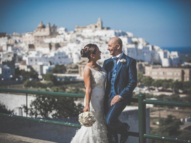 Le nozze di Daniela e Eziano