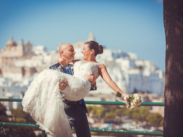 Il matrimonio di Eziano e Daniela a Carovigno, Brindisi 23