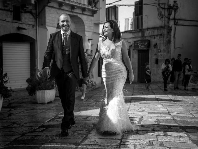 Il matrimonio di Eziano e Daniela a Carovigno, Brindisi 25