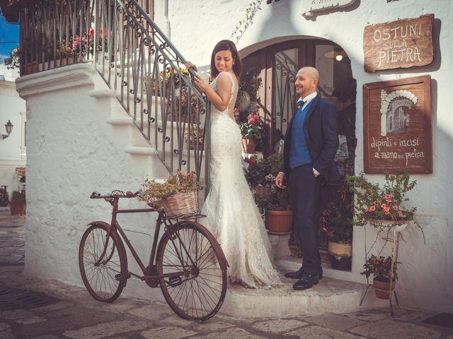 Il matrimonio di Eziano e Daniela a Carovigno, Brindisi 26
