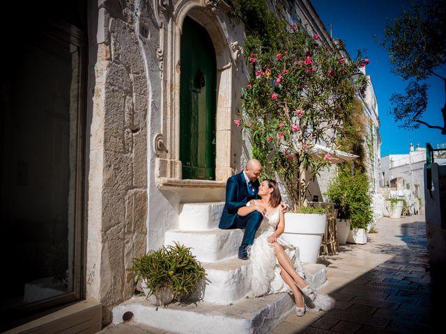 Il matrimonio di Eziano e Daniela a Carovigno, Brindisi 27