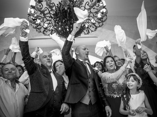 Il matrimonio di Eziano e Daniela a Carovigno, Brindisi 30