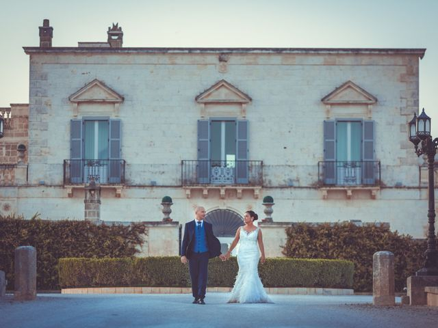 Il matrimonio di Eziano e Daniela a Carovigno, Brindisi 32