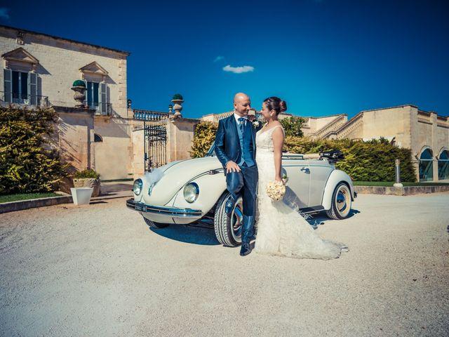 Il matrimonio di Eziano e Daniela a Carovigno, Brindisi 33