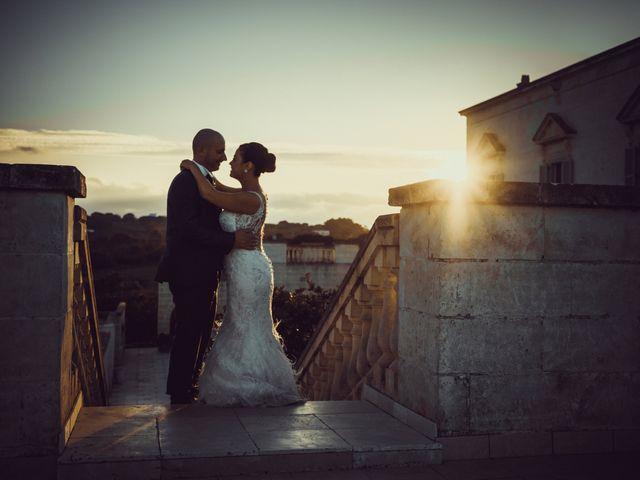 Il matrimonio di Eziano e Daniela a Carovigno, Brindisi 34