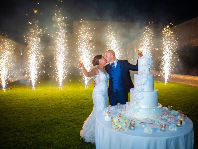 Il matrimonio di Eziano e Daniela a Carovigno, Brindisi 39
