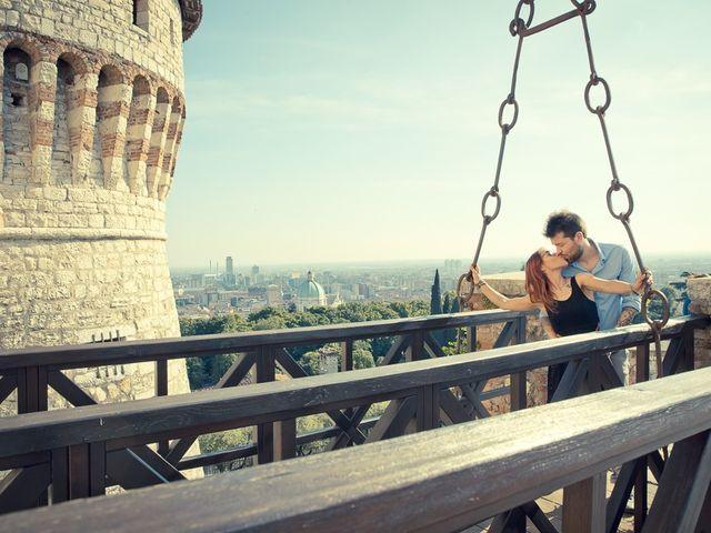 Il matrimonio di Giorgio e Ilenia a Chiari, Brescia 13