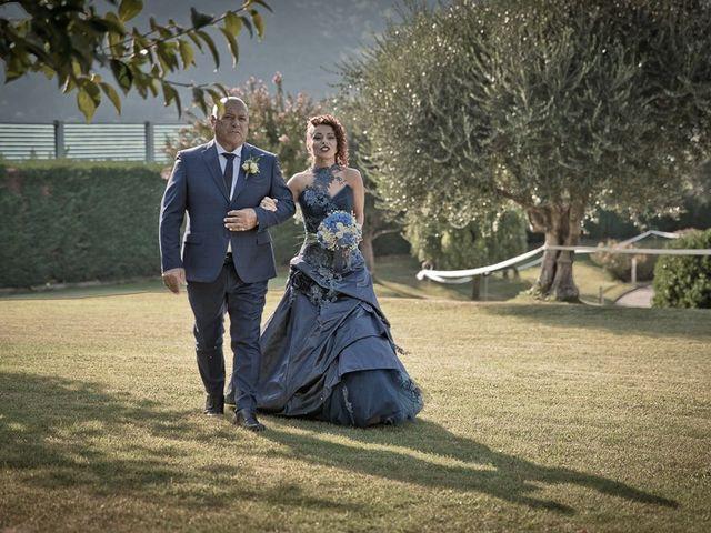 Il matrimonio di Giorgio e Ilenia a Chiari, Brescia 56