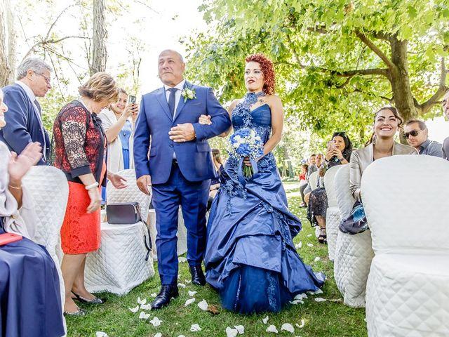 Il matrimonio di Giorgio e Ilenia a Chiari, Brescia 58