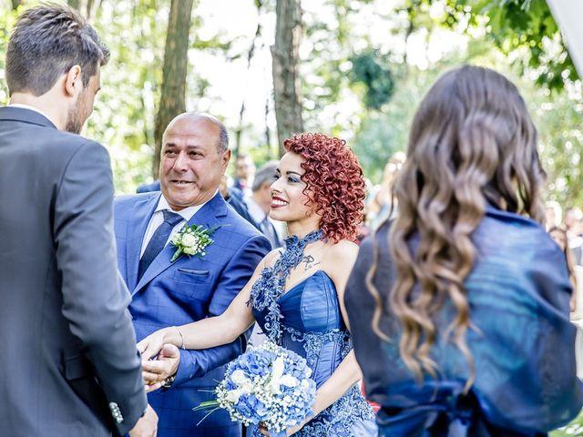 Il matrimonio di Giorgio e Ilenia a Chiari, Brescia 59