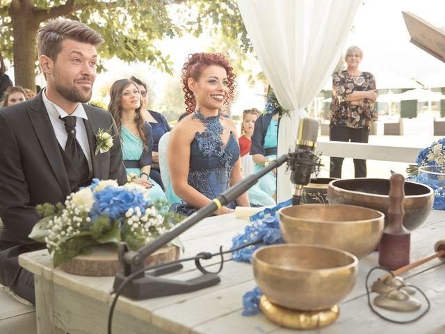 Il matrimonio di Giorgio e Ilenia a Chiari, Brescia 63
