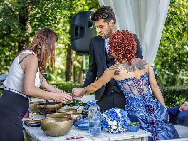 Il matrimonio di Giorgio e Ilenia a Chiari, Brescia 74