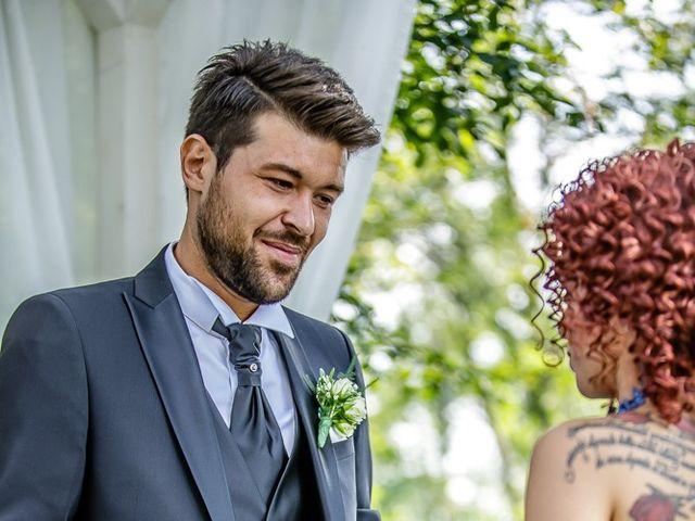 Il matrimonio di Giorgio e Ilenia a Chiari, Brescia 75