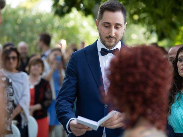 Il matrimonio di Giorgio e Ilenia a Chiari, Brescia 80