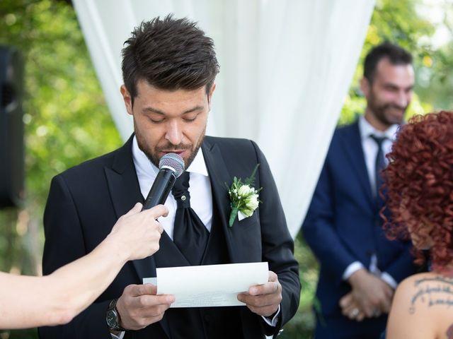Il matrimonio di Giorgio e Ilenia a Chiari, Brescia 84